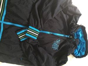 Nike Pantalone da ginnastica blu scuro-blu