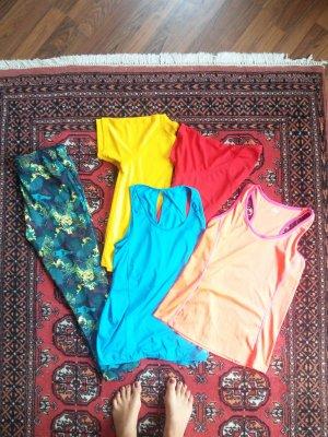 Sportbekleidung Paket