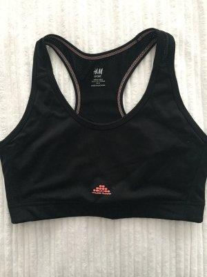 Sportbh von H&M schwarz