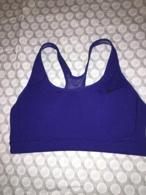 Sportbh von Nike in blau