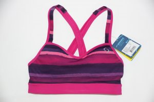 Brooks Bra multicolored polyester