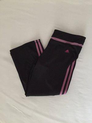 Adidas pantalonera negro-rosa