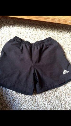 Sporthose Adidas S schwarz
