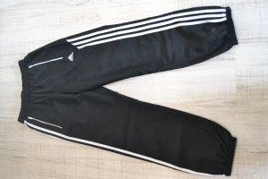 Sporthose Adidas schwarz-weiß Gr.32
