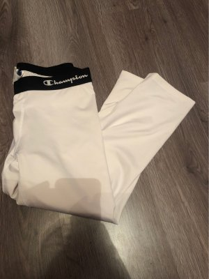 Champion Trackies white