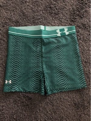 Under armour Short de sport vert-vert forêt