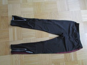 Sporthose Gr. 38, Schwarz/Pink