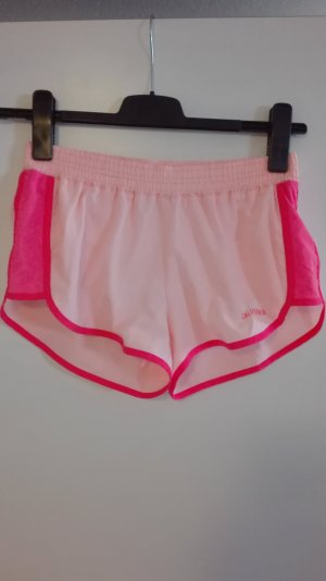 Sporthose Hollister in pink und rosa