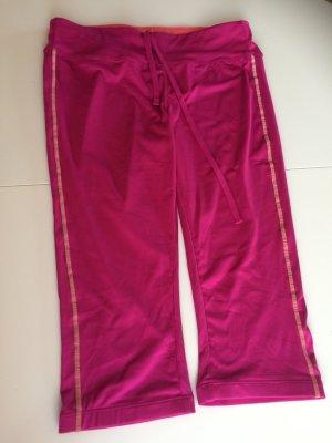 Sporthose, Jogginghose pink mit Schlüsseltasche