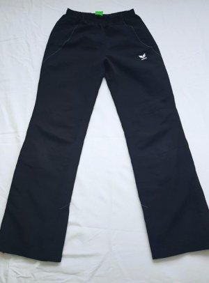 Erima Pantalon de sport blanc-noir