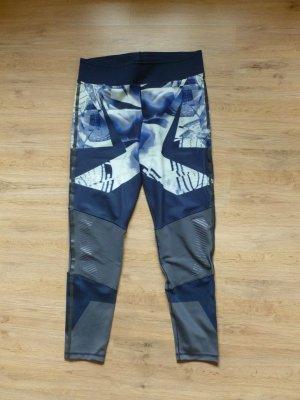 Sporthose Leggings blau adidas