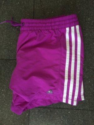 Sporthose, lila, Adidas