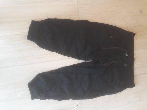 Sporthose schwarz Caprihose