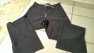 Sporthose schwarz/rosa, sehr angenehm zu tragen