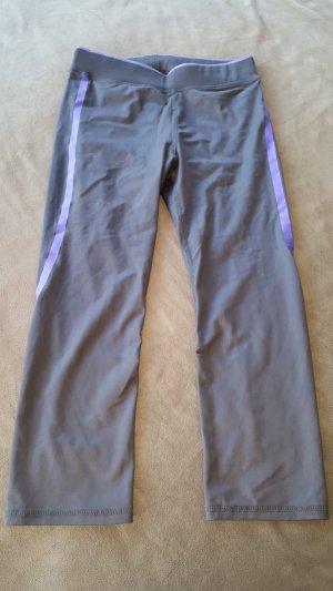 HM Pantalon de sport gris-violet
