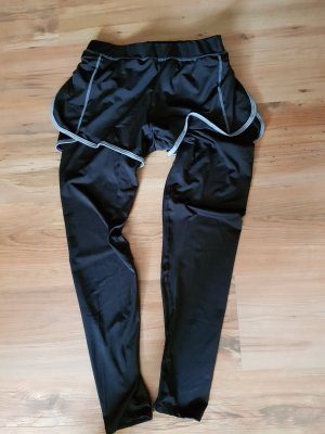 pantalonera negro-gris claro