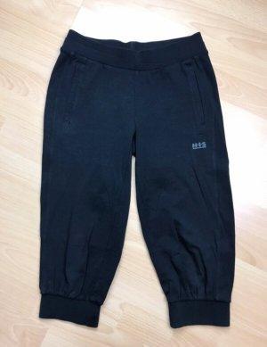 His Pantalon 3/4 noir
