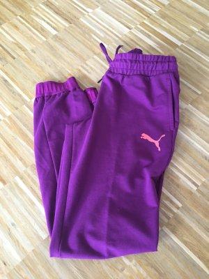 Sporthose von Puma, neu, Größe M, lila