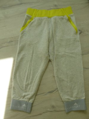 Adidas by Stella McCartney Trackies silver-colored cotton
