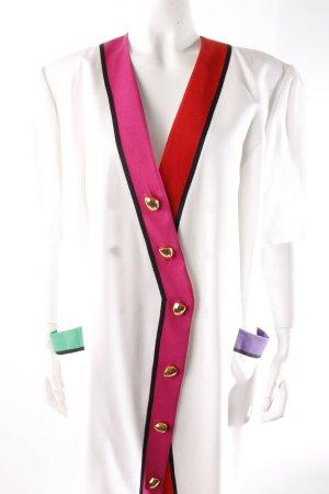 Sporting Dress Vintage Blazermantel weiß