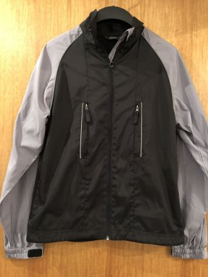 Crane Sports Jacket black-grey