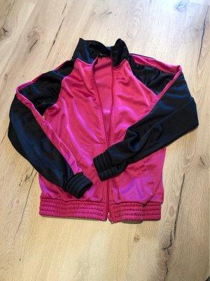 active Sports Jacket black-pink