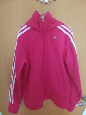 Adidas Sportjack roze Polyester