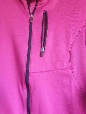 Sportjacke in pink