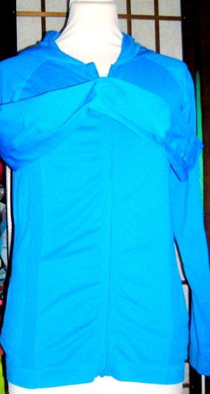 Giacca antistrappo blu acciaio