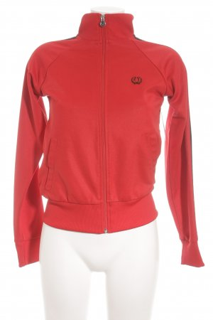 Sports Jacket black-red athletic style