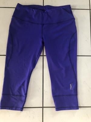 Venice beach Pantalone da ginnastica viola scuro-blu-viola