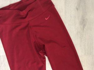 Sportleggings in rot Nike