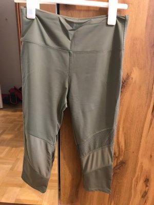 Sportbroek groen-grijs-khaki