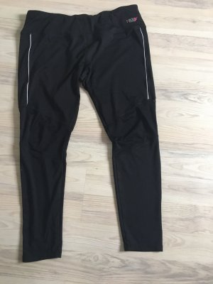 Hunkemöller Leggings negro-blanco