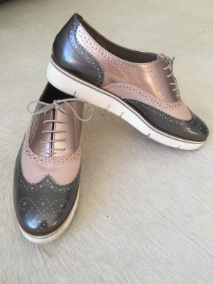 Maripé Wingtip Shoes multicolored leather