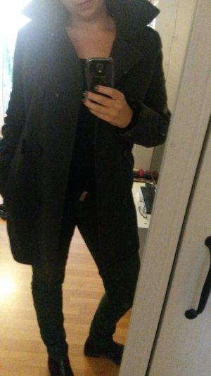 Sportlich-eleganter Mantel von Sisley