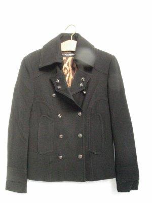 Dolce & Gabbana Blazer black wool