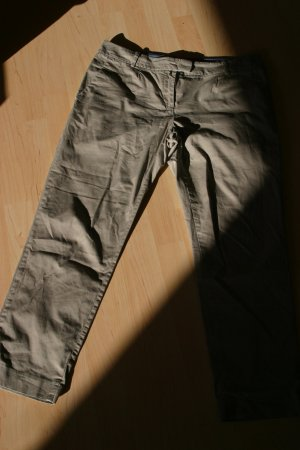 Sportliche 7/8 MARC O'POLO Hose in Gr. 42 - casual pants - tale