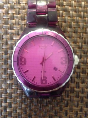 Adidas Watch dark violet-lilac