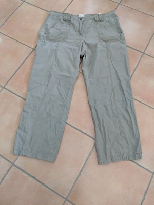 Canda Pantalone cargo grigio-verde-verde-grigio