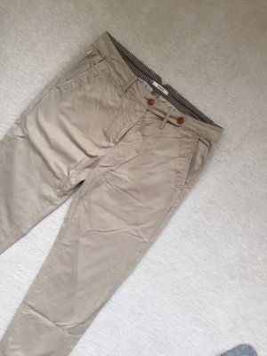 Aigle Pantalon chinos brun sable