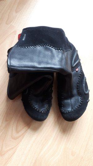 Ecco Buskins black leather