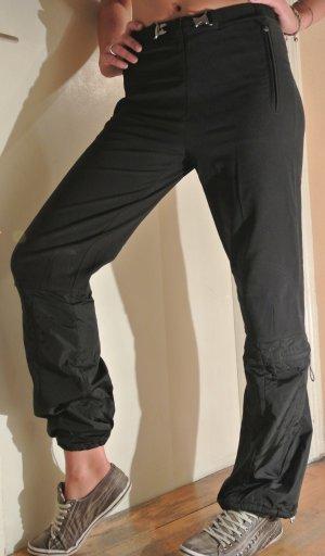 sportliche extravagante Hose im typischen Girbaud Material Mix
