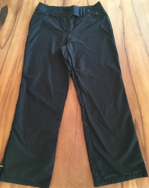 Airfield Trackies black polyester