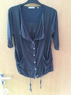 Opus Shirt Jacket dark blue