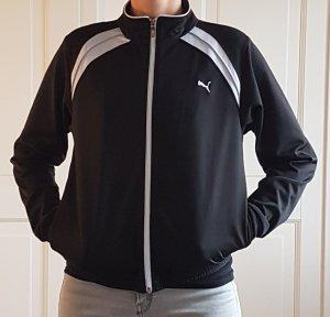 Puma Giacca sport bianco-nero