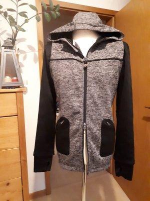 Sportliche Jacke mit Softshell-Ärmeln von KangaRoos