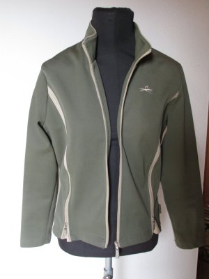 Sportliche Jacke mit Weste Gr. 38