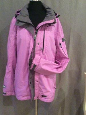 Sportliche Jacke von Iguana waterproof Gr 40