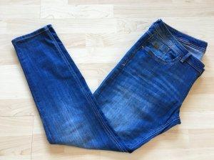 sportliche Jeans von edc Gr. W34 L 32 ca. 46, schmales Bein, neu